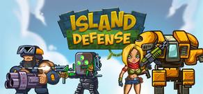 Island Defense cover art