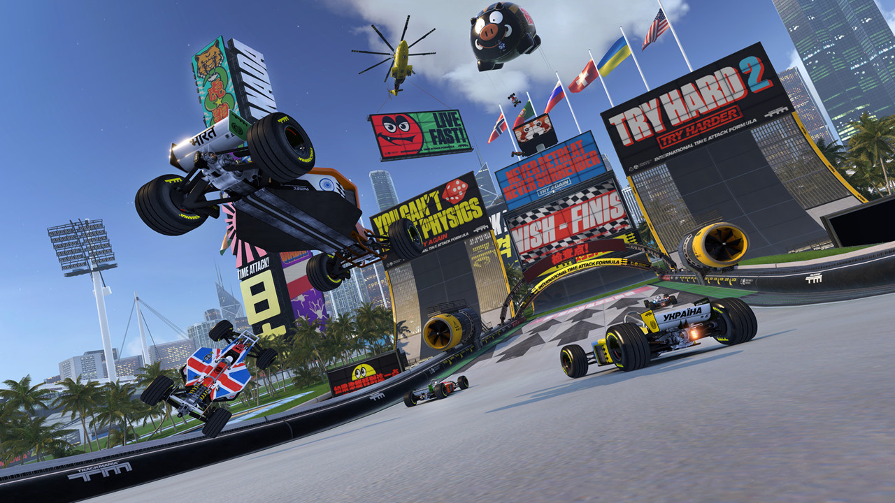 Find the best laptop for Trackmania Turbo
