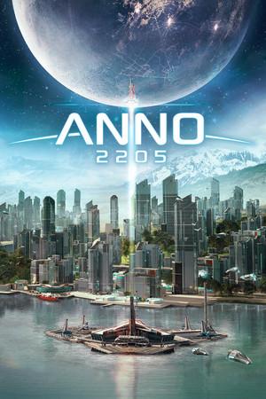 Anno 2205 poster image on Steam Backlog