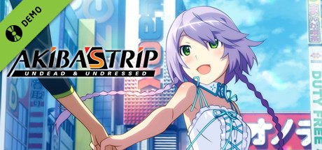 AKIBA'S TRIP: Undead & Undressed Demo on Steam
