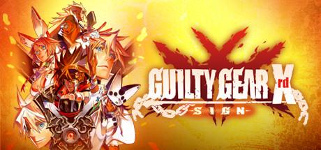 Game Banner GUILTY GEAR Xrd -SIGN-