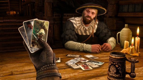 The Witcher 3: Wild Hunt - 'Ballad Heroes' Neutral Gwent Card Set