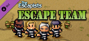 The Escapists - Escape Team cover art