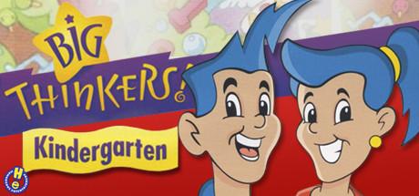 Big Thinkers Kindergarten cover art