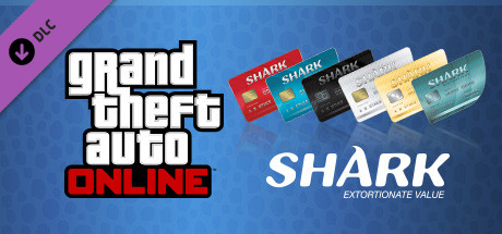 GTA Online: Shark Cash Cards on Steam