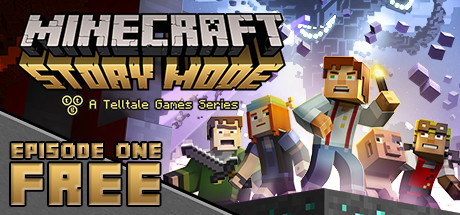 Teaser image for Minecraft: Story Mode - A Telltale Games Series