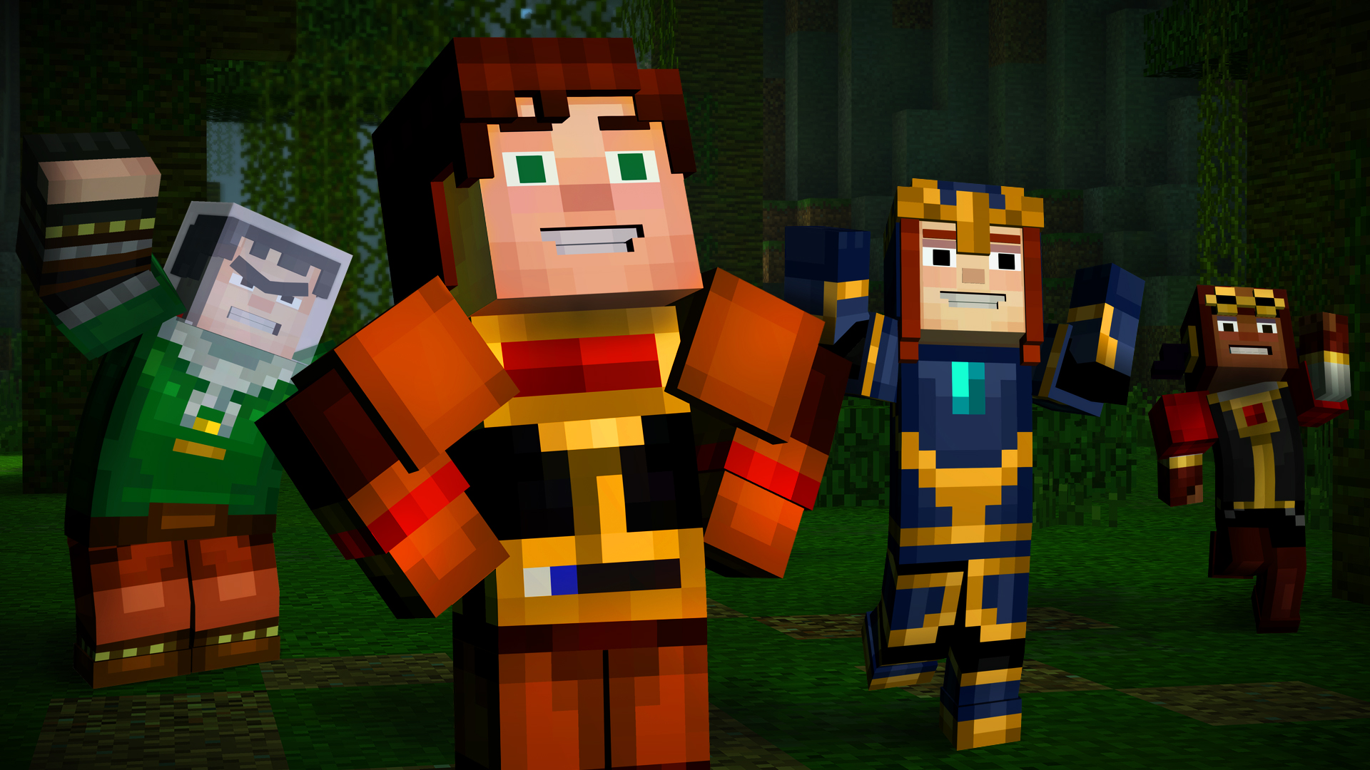 download minecraft story mode the complete adventure gog v7.8 cracked by codex include all dlc and latest update mirrorace multiup
