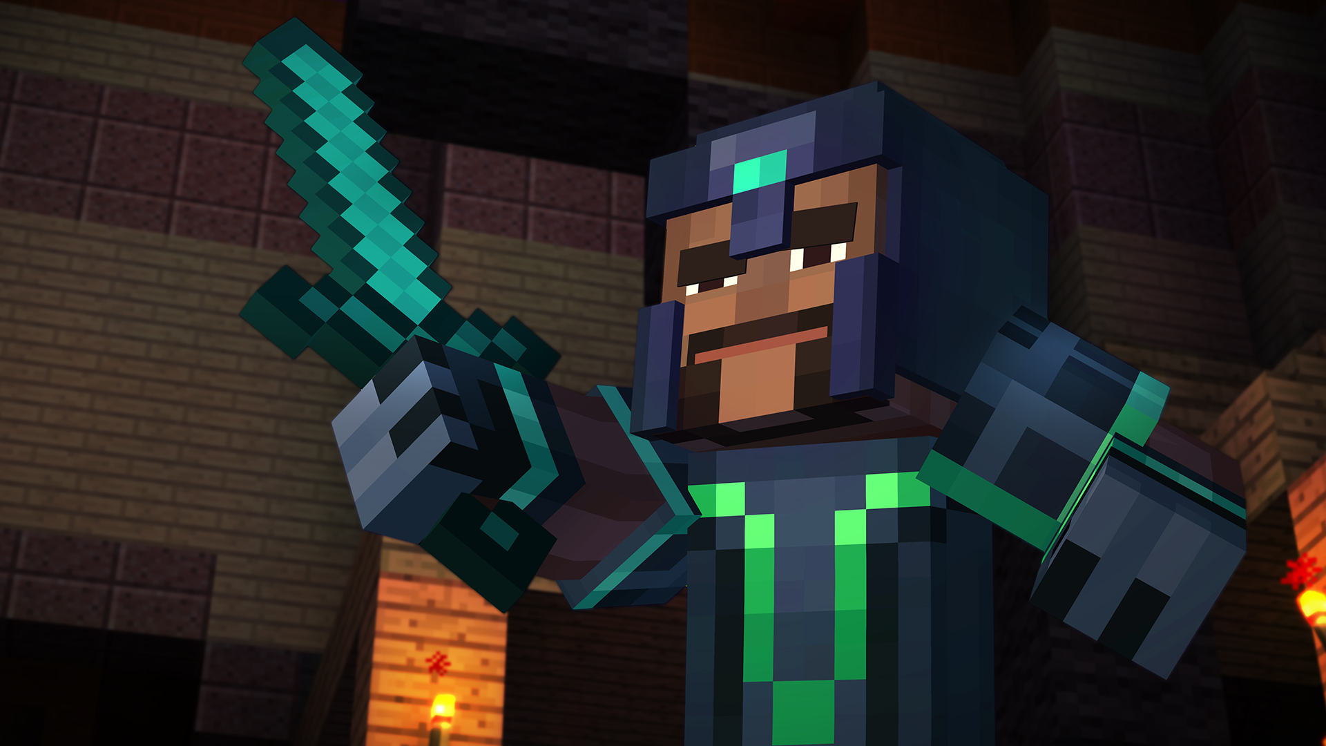 Minecraft Story Mode A Telltale Games Series On Steam - Minecraft spielen kostenlos deutsch online