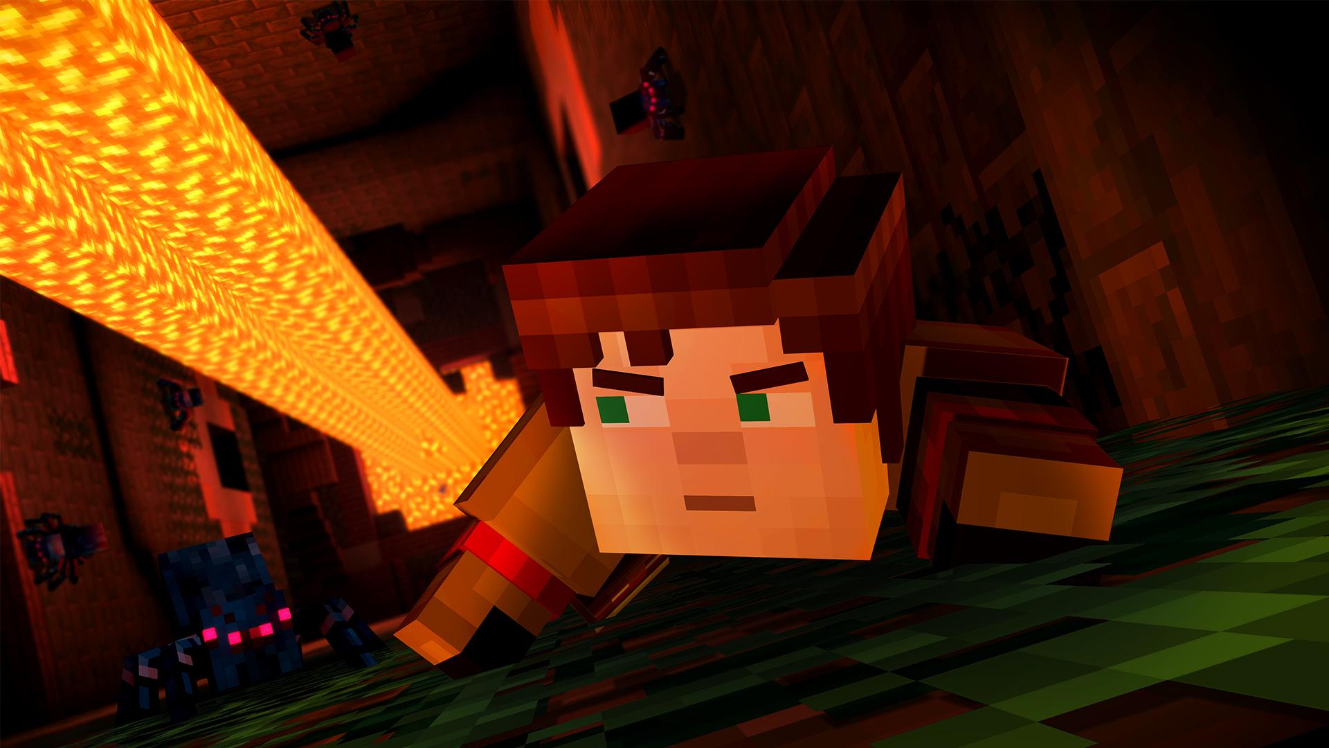 Minecraft Story Mode A Telltale Games Series Bei Steam