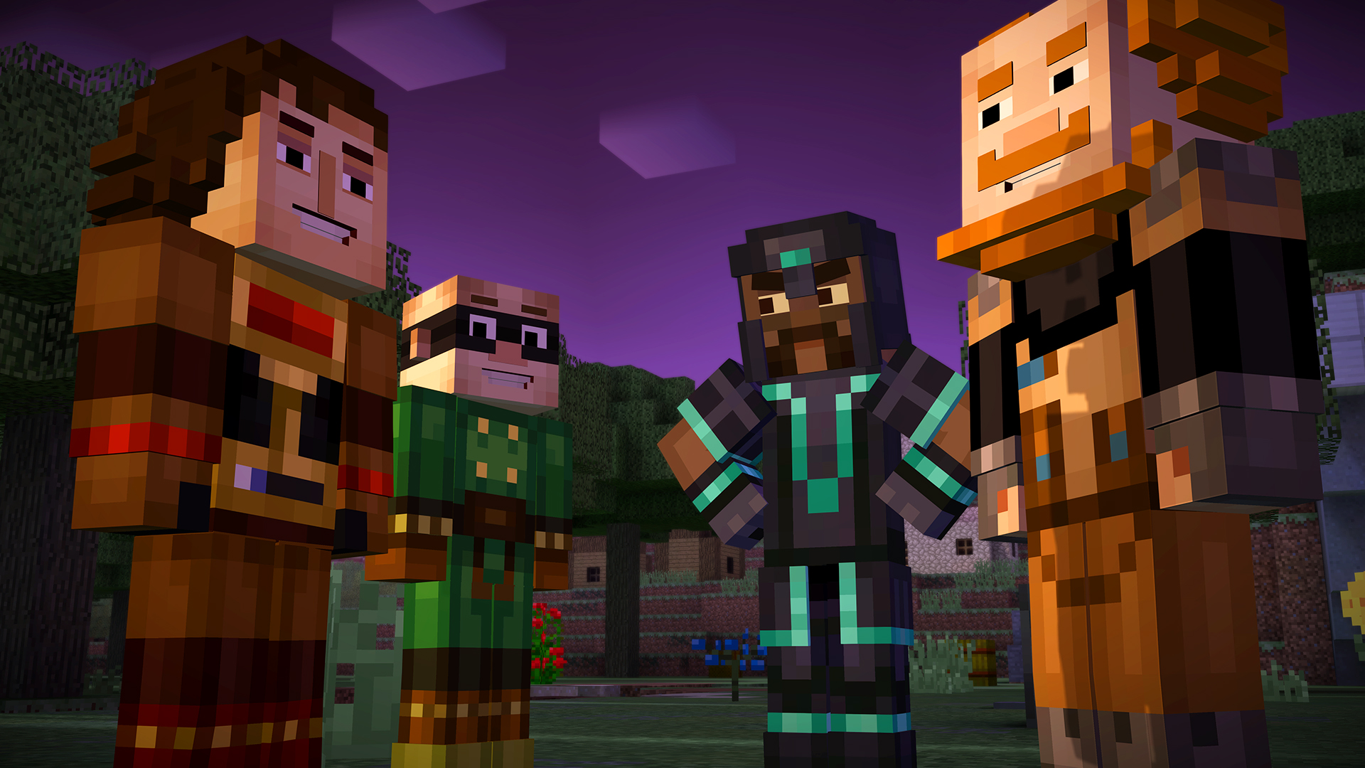 minecraft story mode episode 5 6 7 8 download