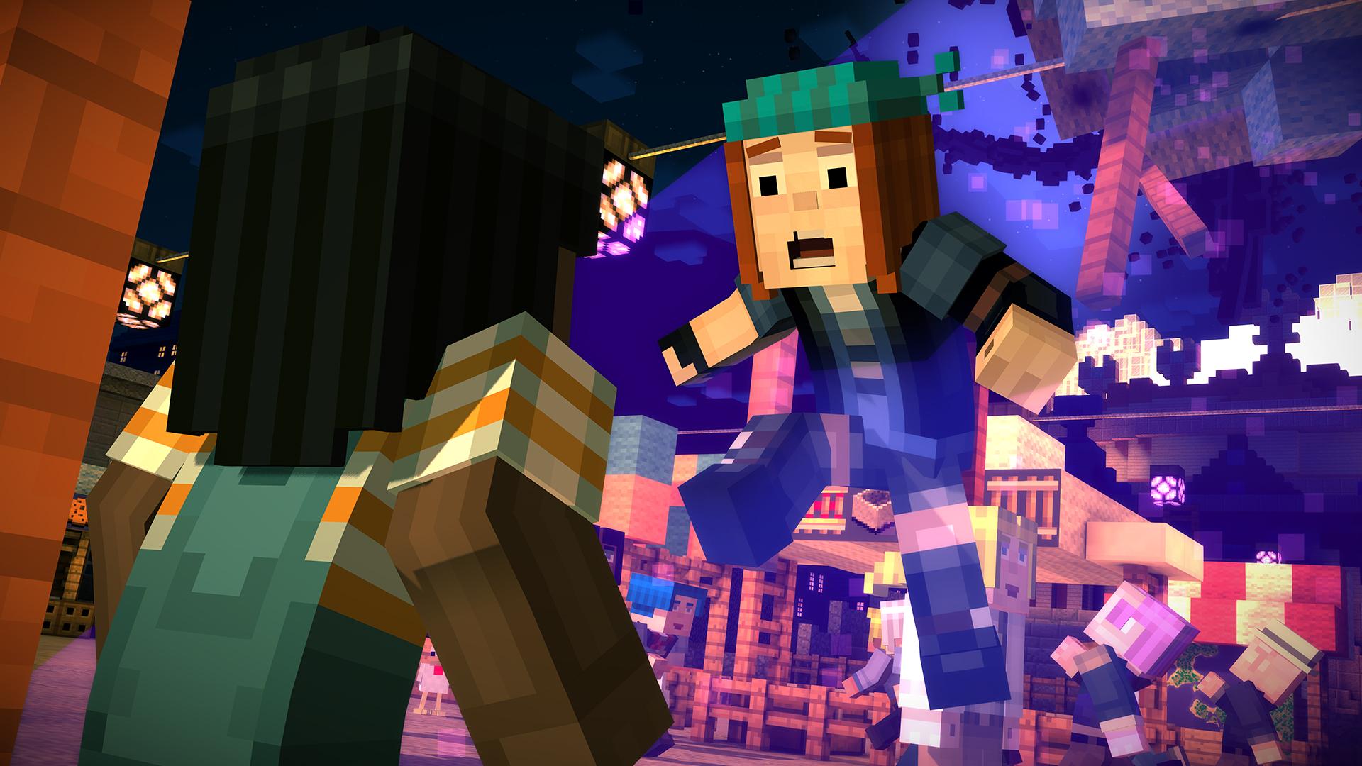 Minecraft Story Mode A Telltale Games Series On Steam - Minecraft spielen pc online