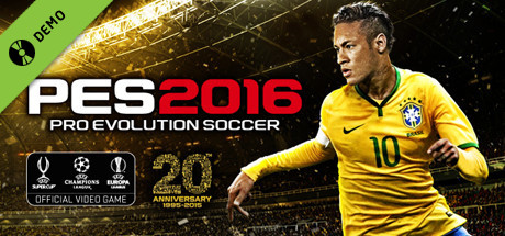 Pro Evolution Soccer 2016 Demo on Steam