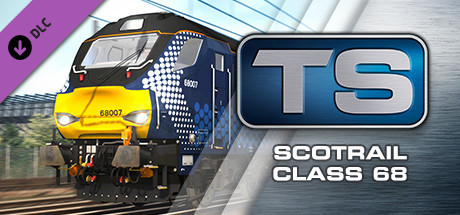 Train Simulator: ScotRail Class 68 Loco Add-on