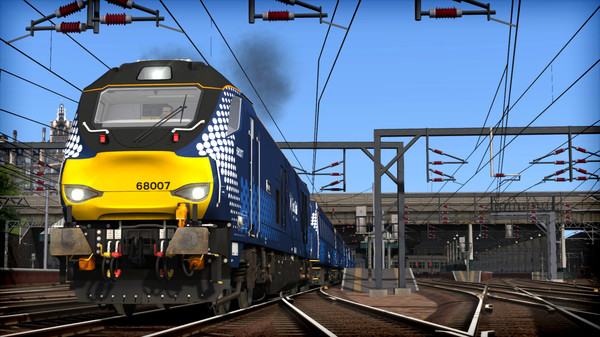 скриншот Train Simulator: ScotRail Class 68 Loco Add-on 0