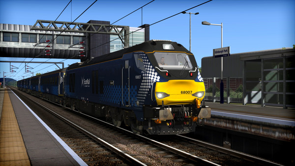 скриншот Train Simulator: ScotRail Class 68 Loco Add-on 2