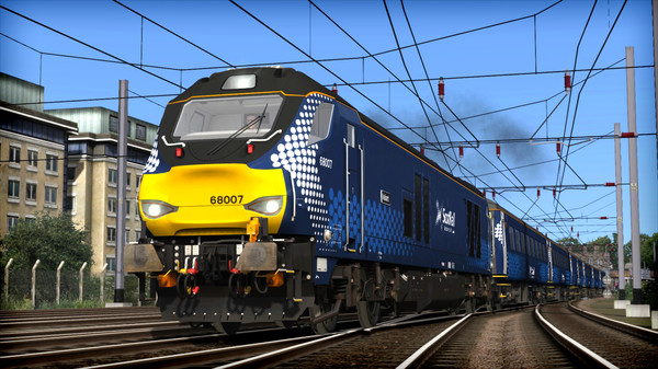 скриншот Train Simulator: ScotRail Class 68 Loco Add-on 3
