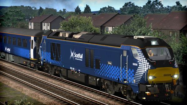 скриншот Train Simulator: ScotRail Class 68 Loco Add-on 4