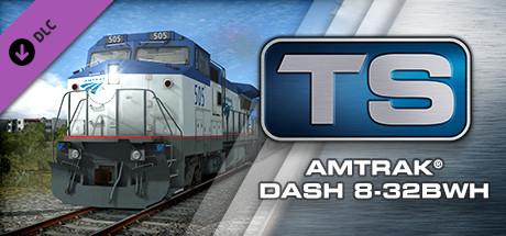 Train Simulator: Amtrak Dash 8-32BWH Loco Add-On