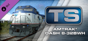 Train Simulator: Amtrak® Dash 8-32BWH Loco Add-On