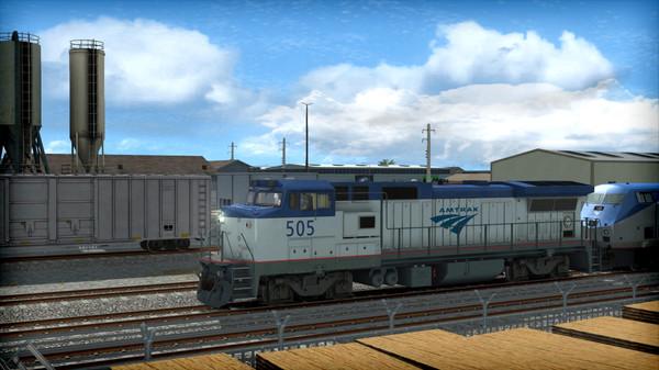 скриншот Train Simulator: Amtrak Dash 8-32BWH Loco Add-On 3