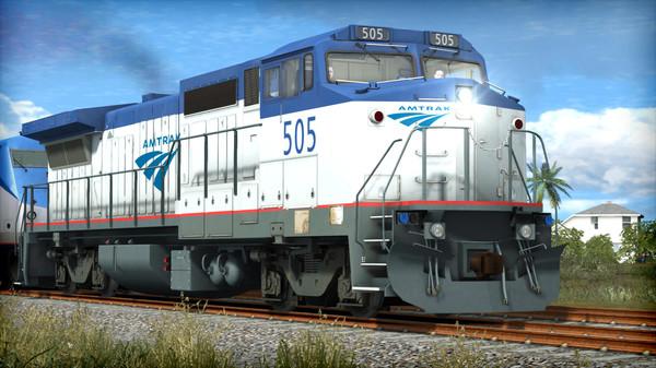 скриншот Train Simulator: Amtrak Dash 8-32BWH Loco Add-On 4