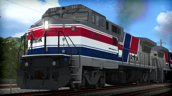 скриншот Train Simulator: Amtrak Dash 8-32BWH Loco Add-On 1