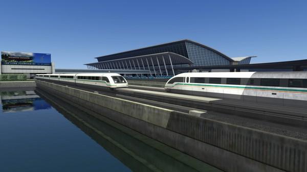 скриншот Train Simulator: Shanghai Maglev Route Add-On 4