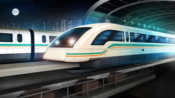 скриншот Train Simulator: Shanghai Maglev Route Add-On 0