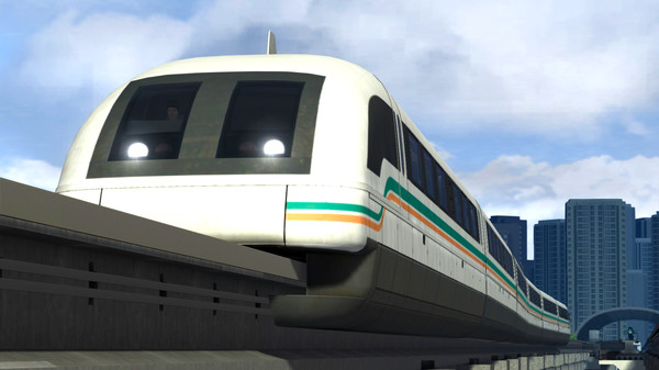 скриншот Train Simulator: Shanghai Maglev Route Add-On 2