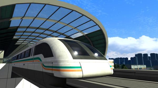 скриншот Train Simulator: Shanghai Maglev Route Add-On 1