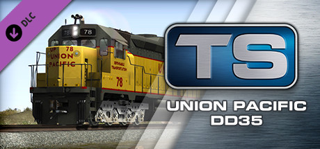 Train Simulator: Union Pacific DD35 Add-On