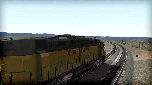 скриншот Train Simulator: Union Pacific DD35 Add-On 3