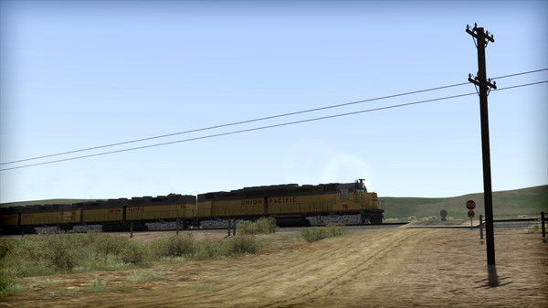 скриншот Train Simulator: Union Pacific DD35 Add-On 5