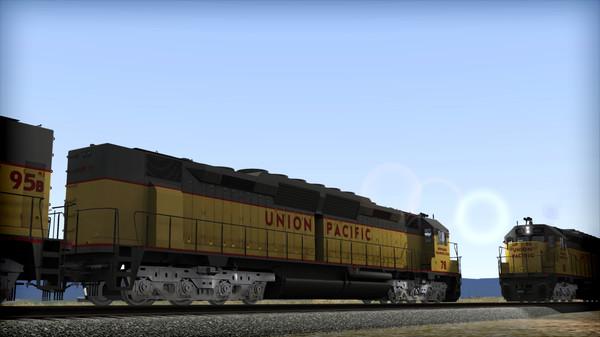 скриншот Train Simulator: Union Pacific DD35 Add-On 2