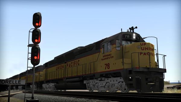 скриншот Train Simulator: Union Pacific DD35 Add-On 1