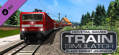 Train Simulator: Black Forest Journeys: Freiburg-Hausach Route Add-On on Steam