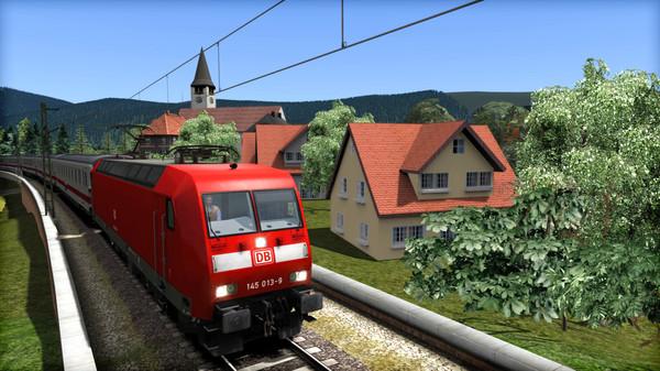 скриншот Train Simulator: Black Forest Journeys: Freiburg-Hausach Route Add-On 1