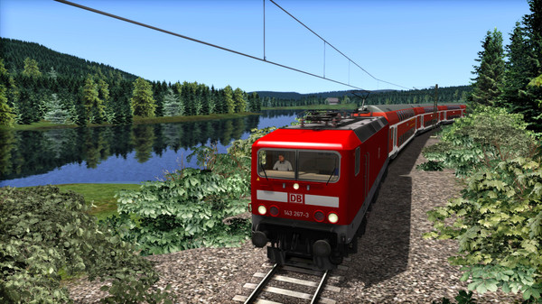 скриншот Black Forest Journeys: Freiburg-Hausach Route Add-On 0