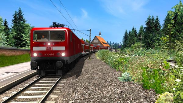 скриншот Train Simulator: Black Forest Journeys: Freiburg-Hausach Route Add-On 5