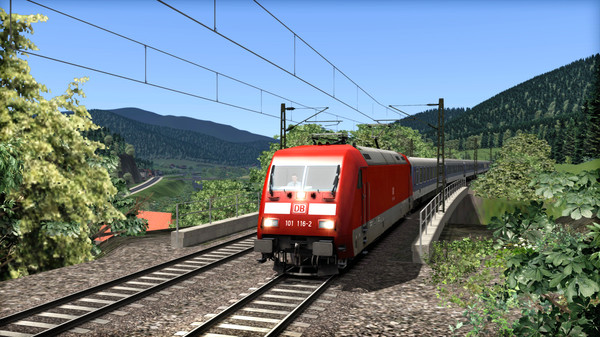 скриншот Black Forest Journeys: Freiburg-Hausach Route Add-On 2