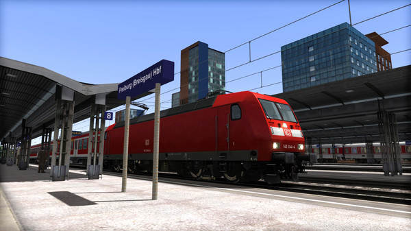 скриншот Black Forest Journeys: Freiburg-Hausach Route Add-On 4