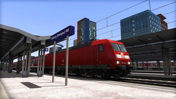 скриншот Train Simulator: Black Forest Journeys: Freiburg-Hausach Route Add-On 4