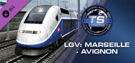 Train Simulator: LGV: Marseille - Avignon Route Add-On
