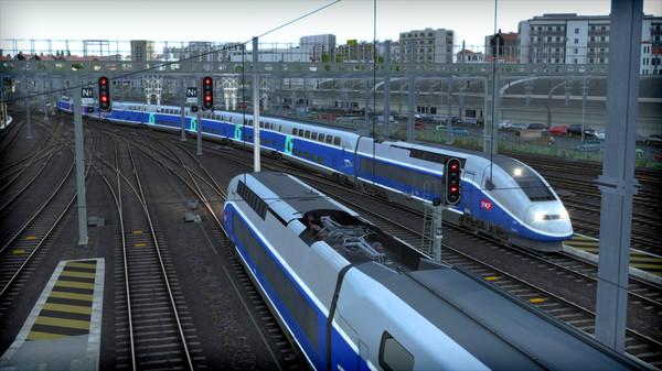 скриншот Train Simulator: LGV: Marseille - Avignon Route Add-On 2