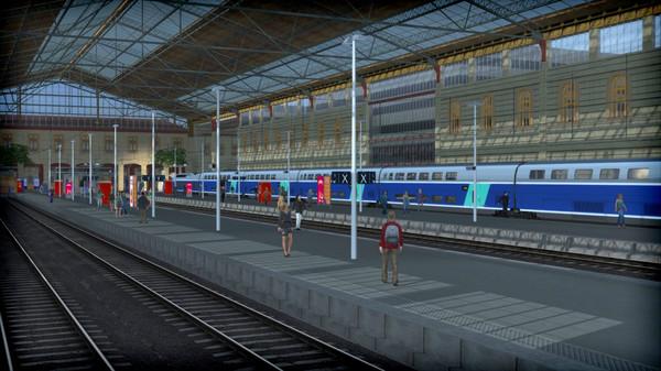 скриншот Train Simulator: LGV: Marseille - Avignon Route Add-On 3