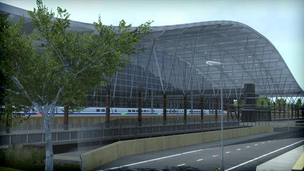 скриншот Train Simulator: LGV: Marseille - Avignon Route Add-On 4