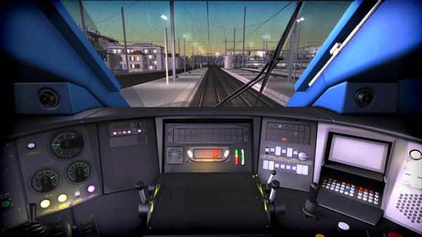 скриншот Train Simulator: LGV: Marseille - Avignon Route Add-On 1