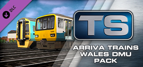 Train Simulator: Arriva Trains Wales DMU Pack Add-On on Steam