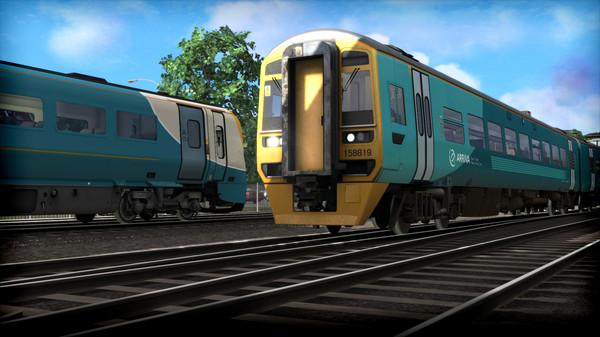 скриншот Train Simulator: Arriva Trains Wales DMU Pack Add-On 0