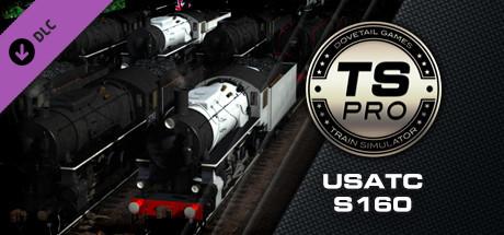 Train Simulator: USATC S160 Loco Add-On on Steam
